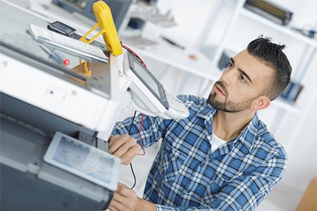 آموزش تعمیرات کپی ریکو