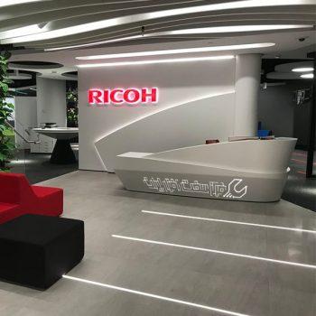نمایندگی اصلی ricoh