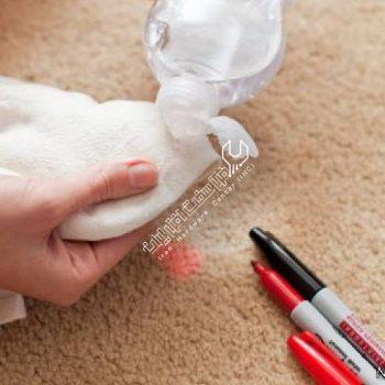 پاک کردن لکههای جوهر پرینتر